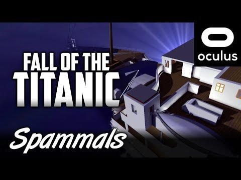 Fall of the Titanic VR | Part 2 | Escaping Titanic VR (Oculus Rift)