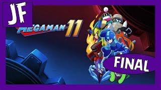 Finalizando: Mega Man 11
