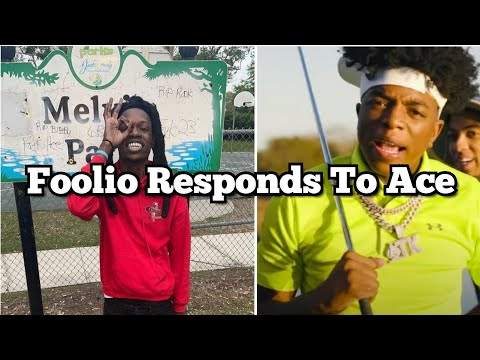 Foolio fires back at Yungeen Ace Who I Smoke Diss with a scathing response