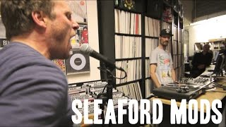 Sleaford Mods Live @ Sister Ray Ace (Full Set)