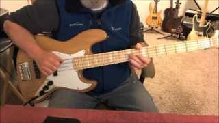 Thin Lizzy - Jailbreak - Bass Cover