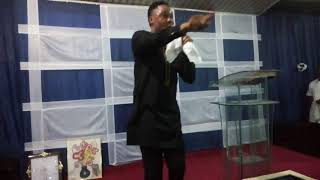 Prince Chinedu Nwadike live @ Divine Assembly