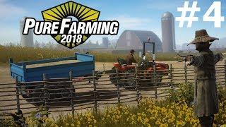Pure Farming 2018 (4) — Kultywacja i sadzenie ziemniaków
