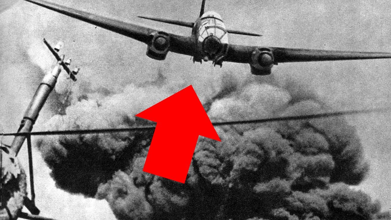 POWs Steal a Nazi Bomber Loaded with Secrets