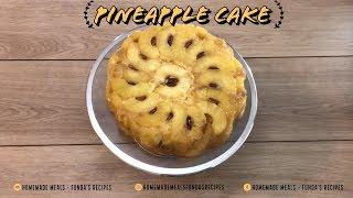 Pineapple Cake | Homemade Meals