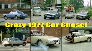 Ford Taunus 2,0 L vs Citroen CX 2000