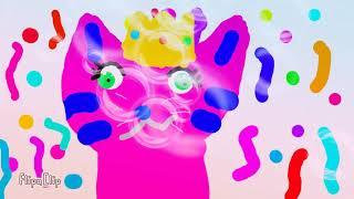 Цветные котята (моя ос)