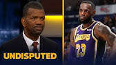 Kareem is wrong for saying LeBron has nothing left to prove — Rob ParkerNBAUNDISPUTED