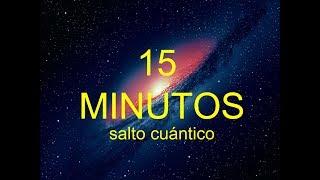 TRANSFORMA TU VIDA EN 15 MINUTOS - Salto Cuántico experimental thumbnail