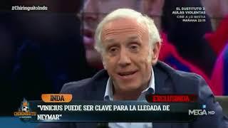 Eduardo Inda DESVELA LA CLAVE para que el REAL MADRID FICHE a NEYMAR