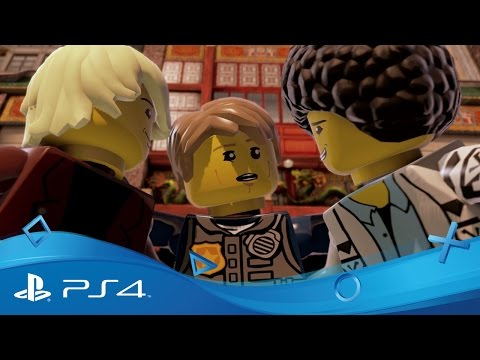 LEGO City Undercover | Official Announce Trailer | PS4