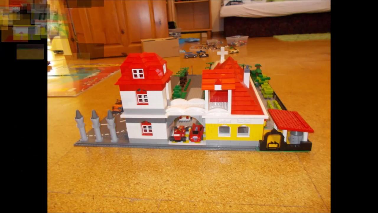 Lego Domy Domčeky Mestá Autíčka 2 Youtube