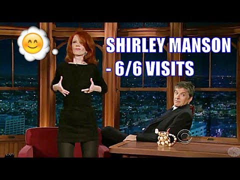 "Shirley Manson - ""I Feel Sluty"" - 6/6 Visits In Chronological Order"