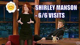 "Shirley Manson - ""I Feel #####"" - 6/6 Visits In Chronological Order"