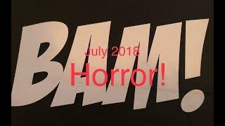 BAM! box horror July 2018