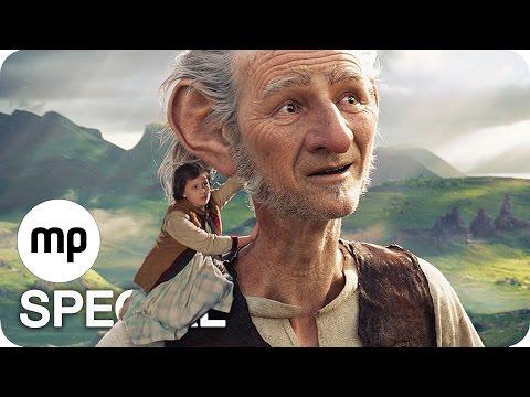 BFG – Sophie und der Riese - Jetzt auf DVD, Blu-ray und als VoD clip