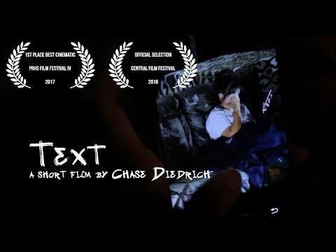 Text | Award Winning Horror Short FIlm