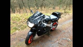 пригнал мотоцикл из Польши реально сам !!!