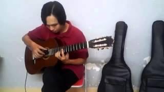 Cô Đơn Nguyễn Ánh 9-Guitar Solo Nguyễn Bảo Chương