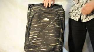 Обзор чемодана Wallaby 2874