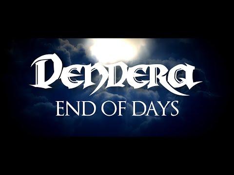 Dendera - The End of Days Ft. Tom Barber (Official Lyric Video)