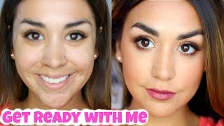 My Go To FALL MAKEUP | Get Ready with Me!
