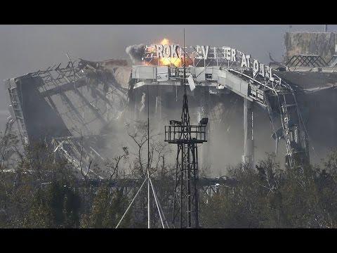 Донецк. 2 года войны...