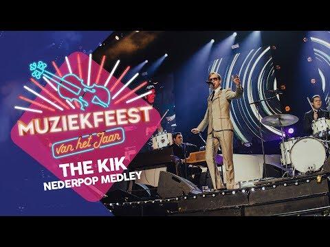 The Kik - Nederpop Medley | Muziekfeest van het Jaar 2017