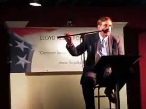 Lloyd Kelso for President 2016