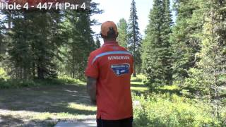Rocky Mountain Disc Golf Championships - Round 2 - Part 1