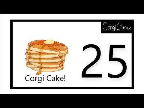 Corgi Pancakes!