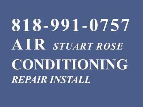 818-991-0757 STUART ROSE FIND HEATING AIR CONDITIONING THERMOSTAT INDOOR AIR QUALITY IN FLOOR HEAT