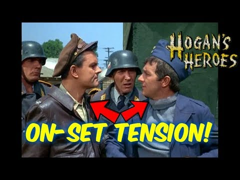 Download REAL LIFE Drama-Crane (Hogan) VS. Dawson (Newkirk) You Probably DIDN'T Know About!!-Hogan's Heroes!