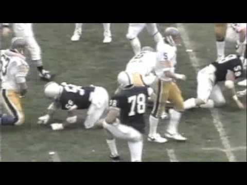 1982 Pitt Panthers 2 Ranked Defense Vs Penn State Amp SMU
