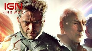 wolverine 3 expect a very different professor x ign news