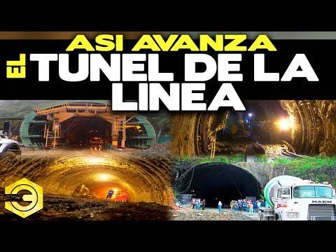 Así Avanza el Túnel de la línea