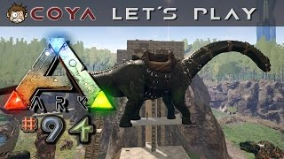 ARK Survival Evolved #94 • Der Mega-Lift • Lets Play Ark Survival Evolved German Deutsch