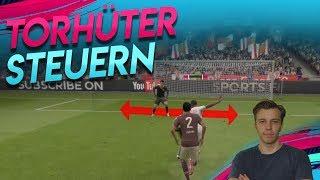 FIFA 19 TUTORIAL   SO kannst du den TORWART STEUERN! [ONLINE]   FIFA 19 Defensive Tipps & Tricks