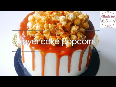 Layer Cake Pop Corn
