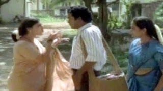 April 1 Vidudala Movie Part 10/14 - Rajendra Prasad, Shobhana