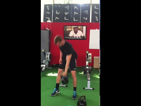 Strength and conditioning for HANDBALL part 1