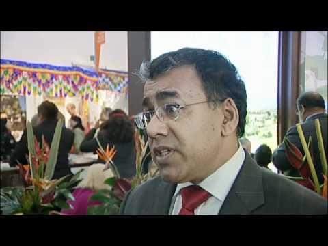 Donald Payen, Executive Vice President, Air Mauritius @ WTM 2010