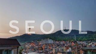 SEOUL [KOREA] - Kimchi Capital - TRIP VLOG
