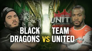 [ES] BLACK DRAGONS vs. TEAM UNITED | Play Day #3 | EliteSix S03 (PC)