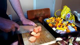 How to Make a Hangi in The Oven