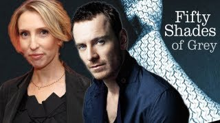 Fifty Shades Of Grey Director Is Sam Taylor Johnson Plus Lead Actors