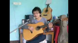 Happy Birthday Traditional Guitar Fingerstyle Melody by MANTOSH LIMBU