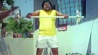 Sadhu Doing Gym to Impress Rakshita | Best Comedy Scene Of Sadhu Kokila