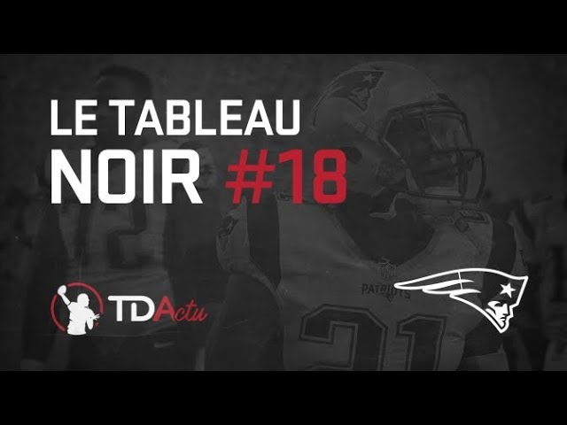 Tableau Noir #18 - Interception pas si miraculeuse de Butler au Super Bowl