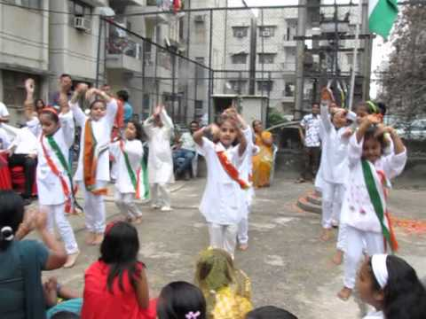 Desh rangila-rangila (Fanna...) Dance